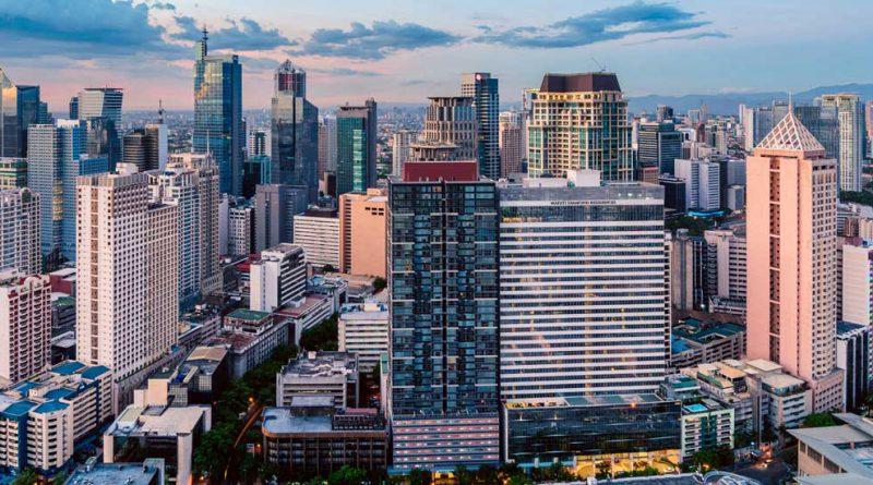 首都 圏 マニラ フィリピン:マニラ首都圏地図