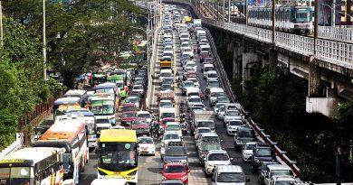 マニラの交通渋滞はアジアでワースト1位