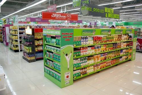 フィリピンでスーパーの営業時間を延長