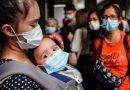 フィリピン、セブでは布製マスクの行商人が登場