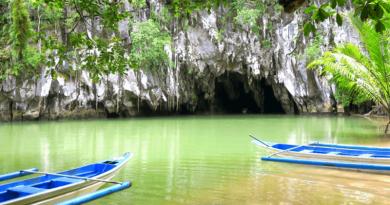 世界最長の地底河川、フィリピン世界遺産「プエルト・プリンセサ地底河川国立公園」