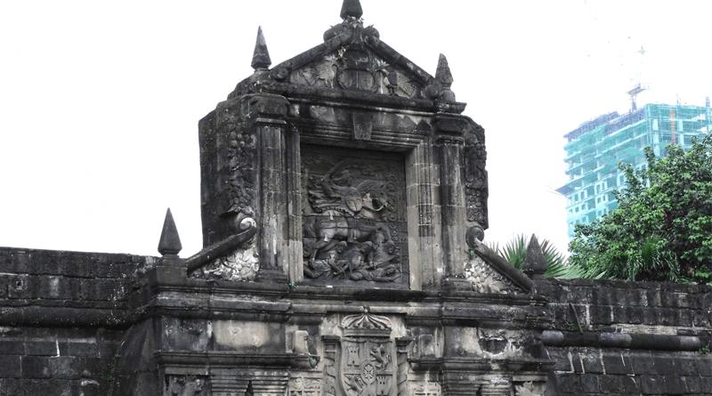 フィリピンの長い戦争の歴史が残された「サンチャゴ要塞」