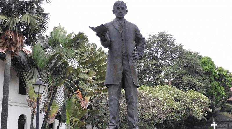 フィリピンの革命家の歴史が残されている「ホセ・リサール記念館」