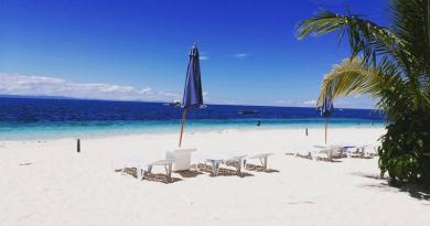 大自然に囲まれた美しすぎるフィリピン・セブ島北部の離島「マラパスクア島」
