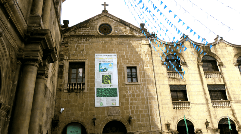 フィリピン最古のバロック様式の教会、世界遺産「サン・アグスティン教会」