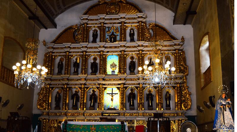サント・ニーニョ教会ってどんな教会?