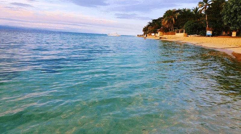 本当は誰にも教えたくない?セブ島の穴場ビーチ「モアルボアル」
