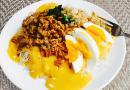 フィリピンの人気パーティー料理「パンシット・パラボック」