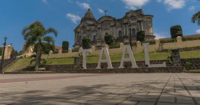 スペイン統治時代の街並みが残る古き良き街、フィリピン・バタンガス州「タール」