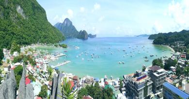 崖を登った先に広がる絶景!フィリピン・パラワン島の人気観光ポット「タロクリフ」